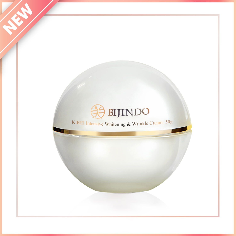 Bijindo Kirei Pearl Moisturizing Cream