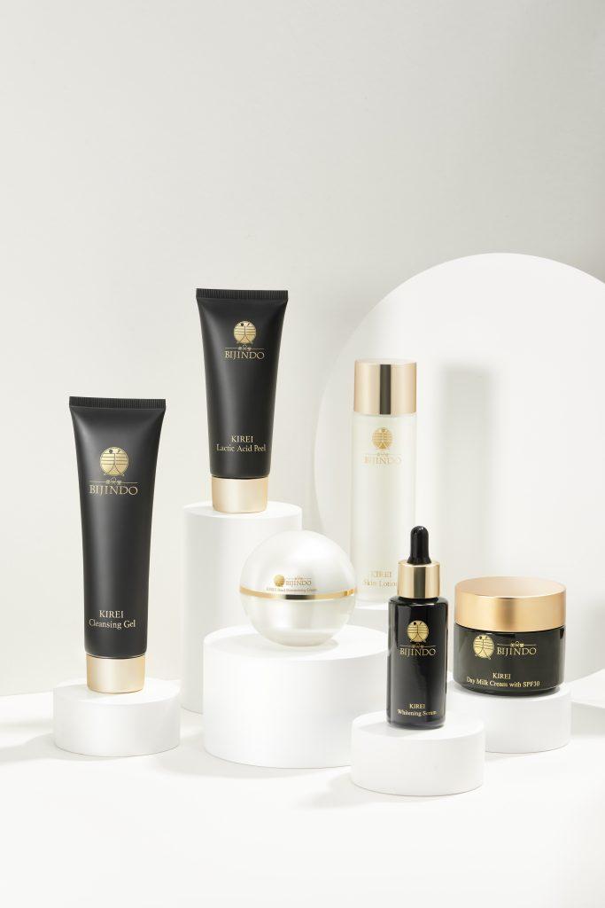 Sử dụng các sản phẩm chăm sóc da chuyên biệt từ Bijindo - Thương hiệu mỹ phẩm Nhật Bản để cải thiện toàn bộ vấn đề da