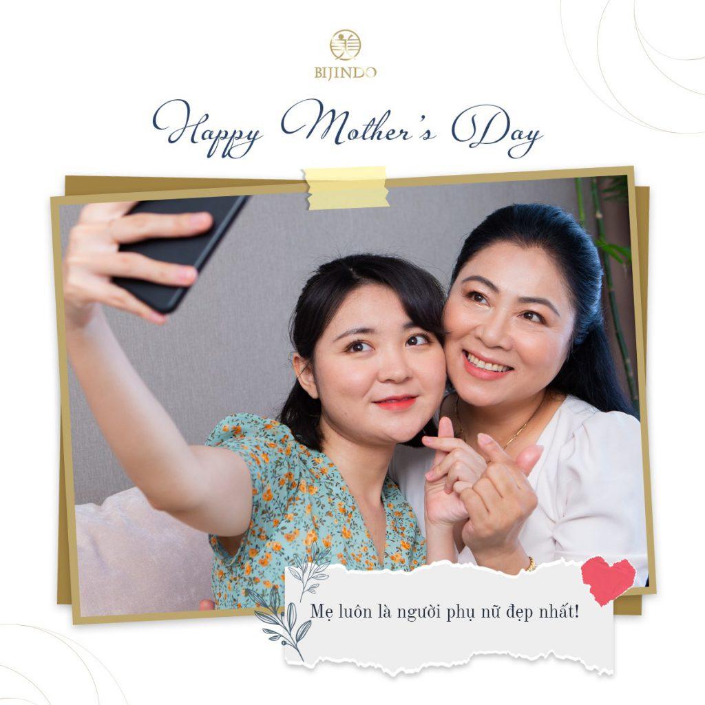 Bijindo - Mẹ luôn là người phụ nữ đẹp nhất