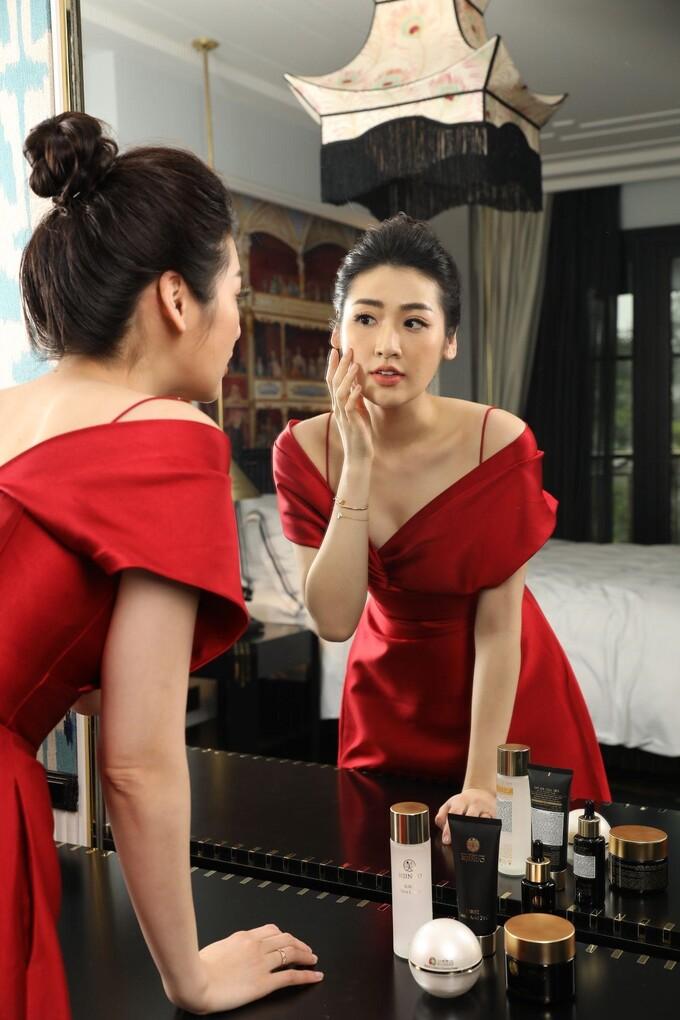 Bijindo được nhiều phụ nữ sử dụng bởi chiết xuất thiên nhiên lành tính với làn da.